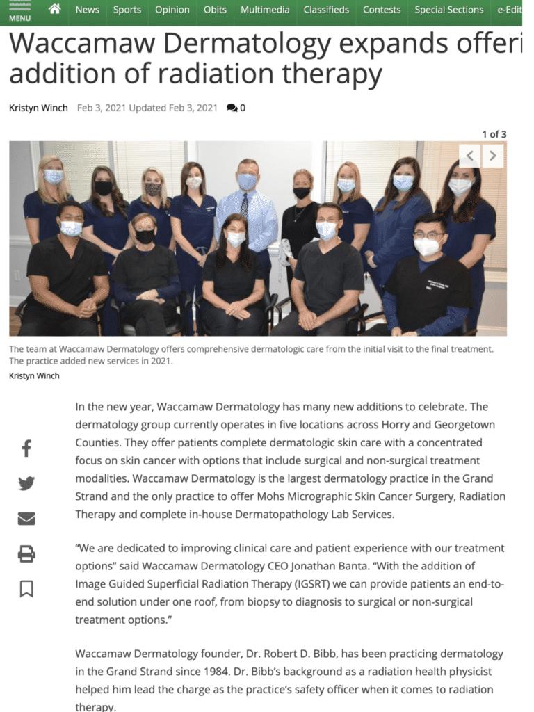 Waccamaw Dermatology